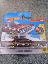 Hot Wheels Lincoln Diecast Cars, Trucks & Vans