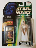 Star Wars The Power of the Force PRINCESS LEIA Action Figure - NEW - Kenner