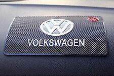 Volkswagen Logo Anti Skid Dashboard Mat Non Slip sticky dash holder mobile Dash