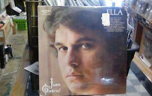 SEALED JUAN GABRIEL VINYL LP SELF TITLED ARCANO DKL1-3484COVER HAS HOLE PUNCH