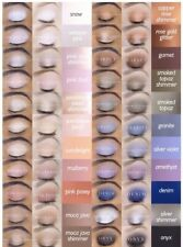 ShadowSense Cream to Powder smudge & Waterproof Eye Shadow Senegence palette