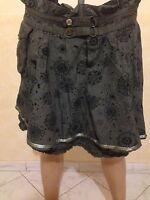 Gonna DIESEL Taglia size S DONNA SHORT woman pantalone corto cotone donna P 1566