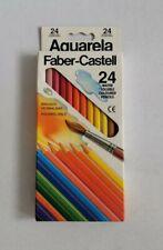 Vintage faber castell aquarela Watercolour Pencils