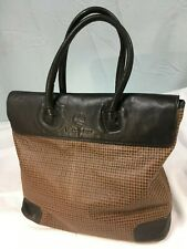 Mercedes Leather tote/bag/purse, excellent