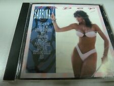 Sabrina – Super Sabrina 1988 1ST RARE JAPAN PRESS TOP CD !