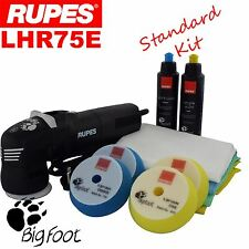 "Rupes BigFoot LHR75E 3"" Standard Edition Mini Detailing Polishing Machine Kit"