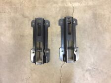 Ford Econoline Van FLOOR BRACKETS 3 or 4 Passenger Bench Seat with bolts 08-14