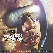 MIMS  More Than Meets the Eye  CD ALBUM   NEW - STILL SEALED