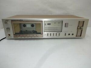 Marantz SD320 Stereo Cassette Tape Deck Dolby Player