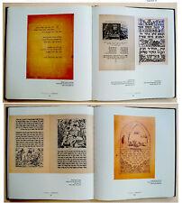 KIBBUTZ HAGGADAH BOOK Israel 1948 INDEPENDENCE Judaica HOLOCAUST Jewish CATALOG