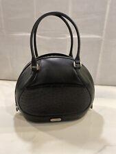 Alexander McQueen Black Label Samsonite Boarding Bag