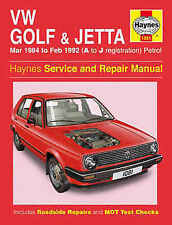 Volkswagen Car Service & Repair Manuals 1988
