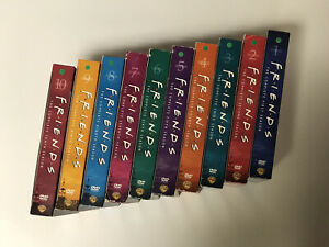 Friends The Complete Series (DVD) 40 Discs 10 Seasons - Read Description