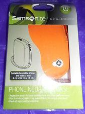 Samsonite House de Telephone  ou autre petit objet ideal Souris poche Samsonite