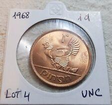 Ireland Irish Pre Decimal 1D Coin Lot 4
