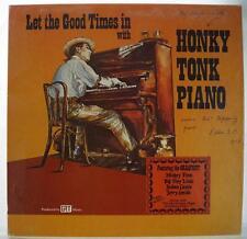 Vintage Let The Good Times In w/ Honky Tonk Piano Box Set Vinyl LP tthc