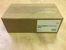 """4.5"""" x 5.5"""" PS33 - 220 grit sandpaper - 250 pieces *Free Shipping, U.S. shipper*"""
