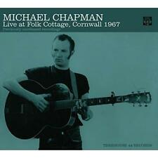 "Michael Chapman - Live At Folk Cottage, Cornwall 1967 (NEW 2 x 12"" VINYL LP)"