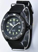COOPER SUBMASTER PVD SBS MILITARY DIVERS WATCH - NO RESERVE! MILITAIRE VINTAGE