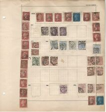 Great Britain Collection on 6 Pages, Huge Cat Value of Old Classics
