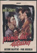 Prima del diluvio (1954) DVD