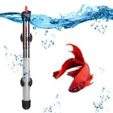 Submersible Aquarium Heater Freshwater Marine Tropical Fish Tank Adjustable Knob