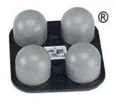 AP216 G5 Professional Massage Four Ball Firm Rubber Applicator - AP216