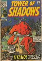Tower of Shadows #7 ORIGINAL Vintage 1970 Marvel Comics Jack Kirby