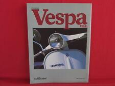 Piaggio Vespa File Fan Data Book