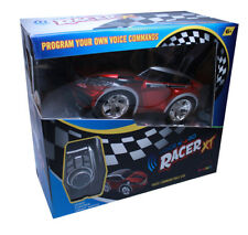 Voice N' Go Racer XT Red   Dual Control, Custom Voice Commands, USB Rechargeable