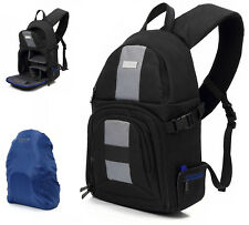 Phot-R Urban Sling Camera DSLR SLR Bag Backpack Rucksack Case Cover for Canon