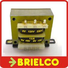 TRANSFORMADOR DE ALIMENTACION 220VAC A 6V+6V 1A 12V 0.7A CHASIS ABIERTO BD8287
