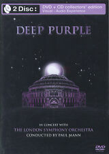 Deep Purple in concert with The London Symphony Orchestra (DVD & CD)