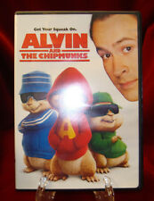 DVD - Alvin and the Chipmunks (2007)