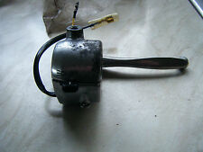 NOS  RIGHT HAND SWITCH WITH LEVER TO SUIT HONDA I THINK. NOT SURE WHICH MODEL