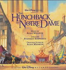The Hunchback of Notre Dame-1996-Walt Disney Original Soundtrack-16 Track-CD