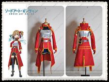 Sword Art Online Silica/ Keiko Ayano Cosplay Costume