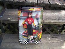 1999 MATTEL BARBIE NASCAR OFFICIAL #94 MCDONALDS BILL ELLIOT DOLL