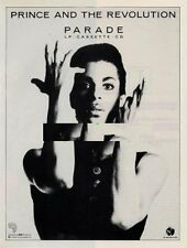 Prince 'The Face' advert #2 DEF
