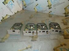 Hp Jetdirect J3111A & J3110A 600N Eio Ethernet Print Server Lot Of 4