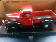 1/24 Diecast 1941 Plymouth Truck by Motor Max