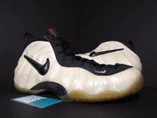 1997 OG NIKE AIR FOAMPOSITE PRO ONE PEARL WHITE BLACK TRUE RED 830027-101 12