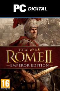 ROME II TOTAL WAR EMPEROR EDITION Steam