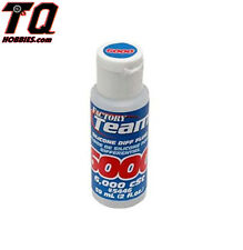 Associated FT Silicone Diff Fluid 6000cST ASC5446 SHIPS wTRACK#
