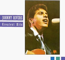 JOHNNY RIVERS CD - GREATEST HITS (1991) - NEW UNOPENED - OLDIES