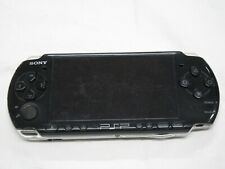 F626 Sony PSP 3000 console Piano Black Handheld system Japan sx