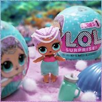 LOL Surprise Series 1 MERBABY Mermaid Doll New Authentic L.O.L.~Sealed w/ Ball!