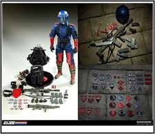 """G.I. Joe Cobra Viper 12"""" inch figure by Sideshow Collectibles Used JC"""