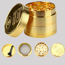 NEW Luxrious Gift Herb Spice Grinder Herbal Alloy Smoke Metal Tobacco Crusher