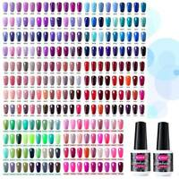 CLAVUZ Color Series UV LED Gel Nail Polish Soak Off Lacquer Manicure Varnish 8ml